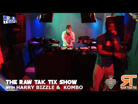 THE RAW TAK TIX SHOW - Rough Tempo LIVE! - June2013