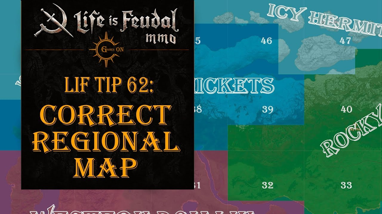 LiF Tip 62: Correct Regional Map Life Is Feudal Map on feudal system middle ages map, feudal japan map, torchlight 2 map, middle ages western europe map, ultima online map, ancient byzantine empire map, christendom middle ages map, sark channel islands map, russian states map, runes of magic map, 1500 s a roman expansion map, medieval village map, feudal system europe map, spain resource map, european middle ages land use map, archeage map, feudal manor map, fallen earth map, medieval manor map, ancient roman world map,