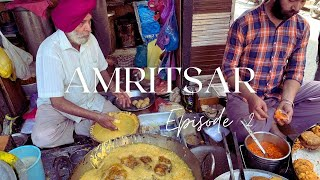 Amritsar Series | Ep 2: 7 Amritsari Eateries You MUST Eat At