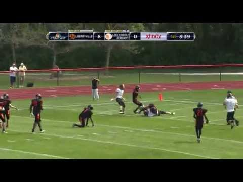 CN100 Play of the Game: Libertyville vs Lake Forest Academy