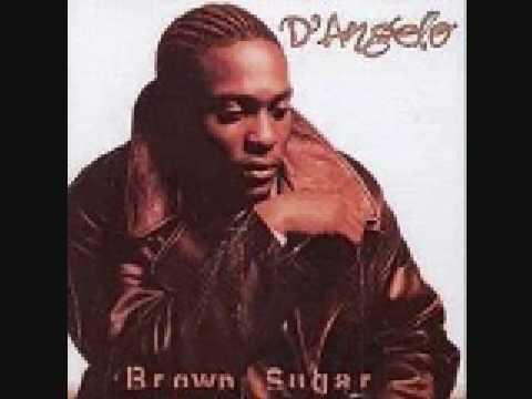 "D'Angelo-""Brown Sugar"""