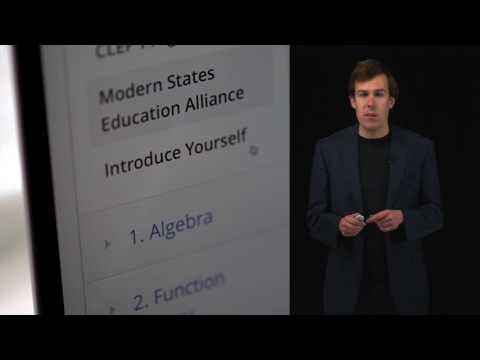 Precalculus - Modern States