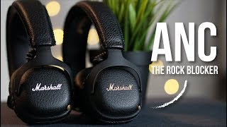 marshall Mid ANC vs Sony WH-1000XM2 vs Mid Bluetooth - Unboxing and Review