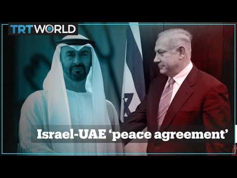 People react to the Israel-UAE deal to establish diplomatic ties