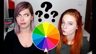 Barevná Ruleta Makeup Challenge | #jetovtobě