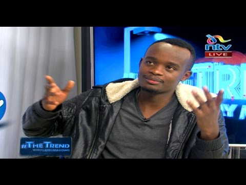 Ben Cyco on breaking from Christ Cycos and going it alone #theTrend