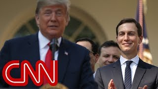 Hear Trump question his authority over Kushner clearance