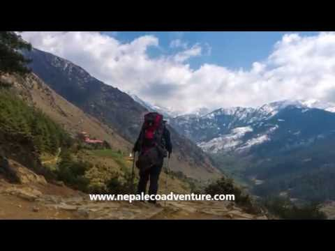 Jiri to Everest Base Camp Trekking - Nepal Eco Adventure