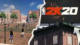 EVERY NBA 2K PARK TRAILER FROM (NBA 2K14-NBA 2K20)