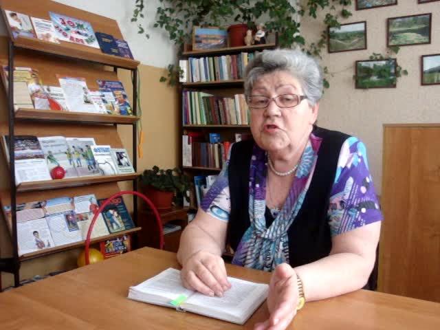 Изображение предпросмотра прочтения – ОльгаОднорал читает произведение «Матрёнин двор» А.И.Солженицына