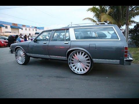 Whipaddict Sudamar Block Party 5 Custom Cars Donks Miami