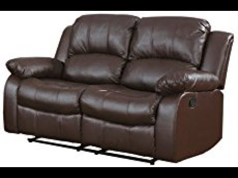 Genial Two Person Recliner