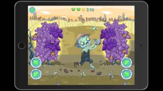 Игра Zombie Farmer геймплей (gameplay) HD качество