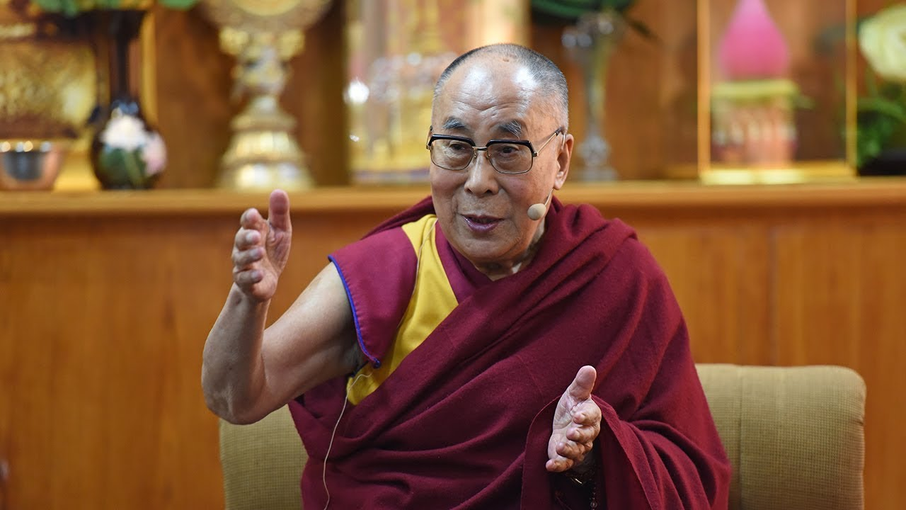USIP Youth Leaders' Exchange with the Dalai Lama   United