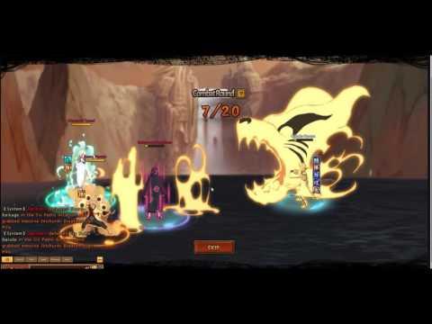 Ninja Classic Reincarnate Rashomon Orochimaru & PvE Stuff