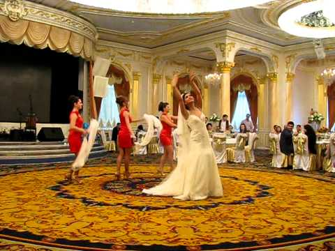 Armenian wedding dance - Gevorg&Ani