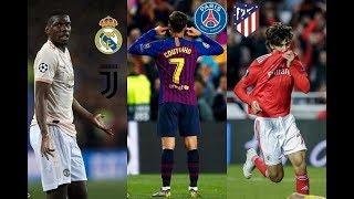 United si ay Neymar u qaadato labo shuruud wey kasoo baxday Pogba Coutinho Felix iyo maxaa cusub