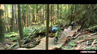 Whips, Jumps, And Loamy Singletrack In Whistler Valley | Trippin