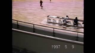 1997年東北学生ハンドボール(春季) 東北学院大(14) vs 東北福祉大(24)