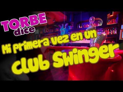 Mi Primera Vez En Un Club Swinger