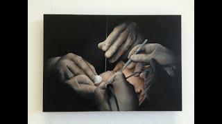 Award Winning Piece - 'Steady Hands'