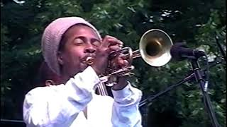 Trumpet legends at 65 – Clifford Brown Jazz Festival – June 16, 2003