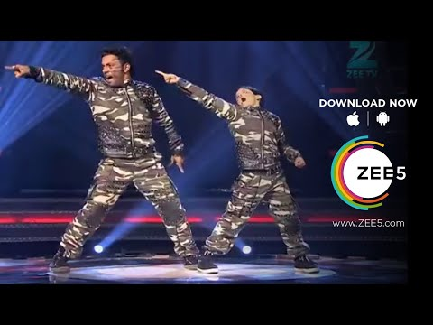 Dharmesh Sir's Dance Tribute To INDIAN ARMY with Jitumoni | Independence Day Special