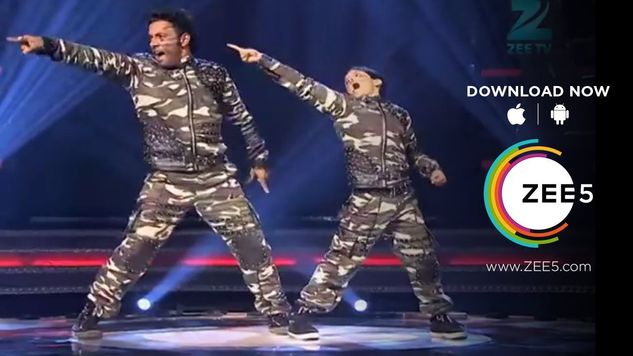 7f31d36f5 Dharmesh Sir s Dance Tribute To INDIAN ARMY with Jitumoni ...