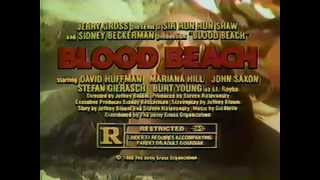 Blood Beach 1981 TV trailer
