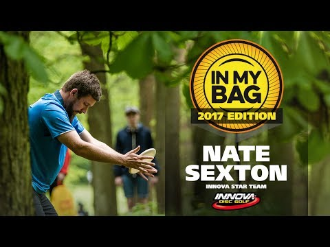 In My Bag with Nate Sexton - Team Innova