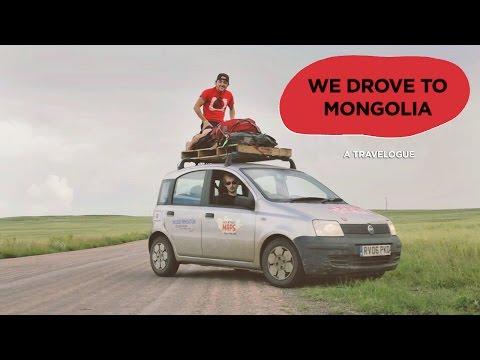We Drove to Mongolia - a Travelogue (2015)