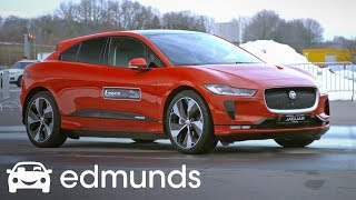 2019 Jaguar I-Pace Review | Test Drive | Edmunds
