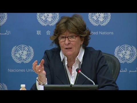 "Louise Arbour on ""Making Migration Work for All"" - Press Conference (9 January 2018)"