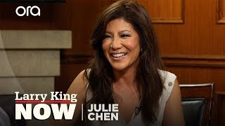 Julie Chen on 'Big Brother,' 'The Talk,' and Les Moonves