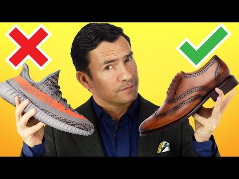 Top 10 Men's CASUAL Shoe Styles (Best Fall & Winter Footwear
