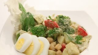 Healthy Ranch Style Dressing