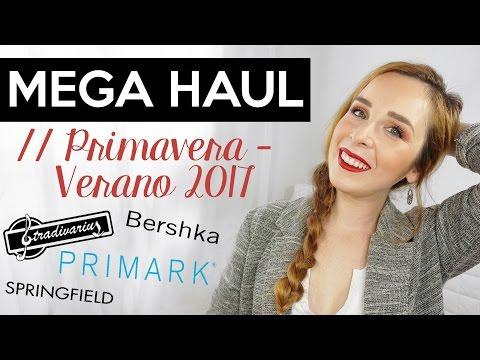 MEGA HAUL MODA PRIMAVERA / VERANO |...