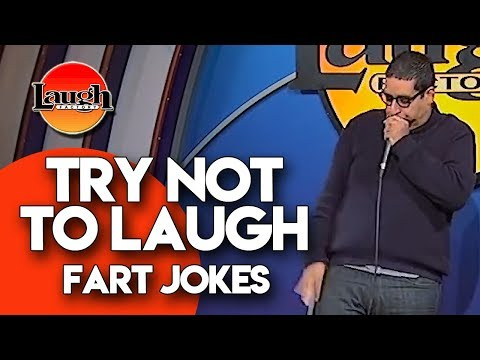 Try Not to Laugh  Fart Jokes  Laugh Factory Stand Up Comedy