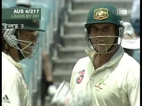 Matthew Hayden 137 vs South Africa MCG 2005/06