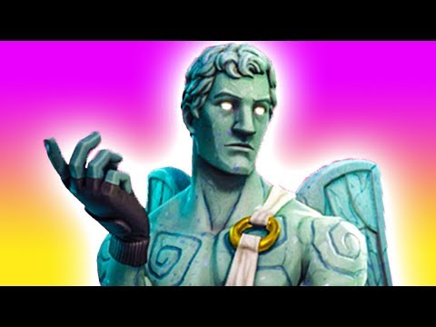 New Valentine's Day Cupid Skin! ? Fortnite Battle Royale PC Valentines Day Update Gameplay thumbnail