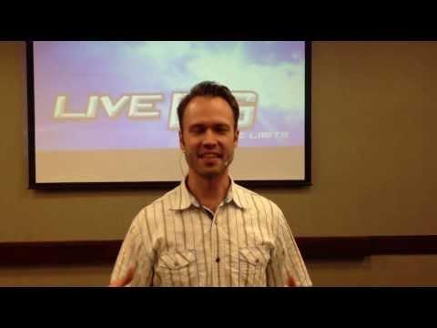 Live Big Breakthrough Seminar - Gerald Rogers