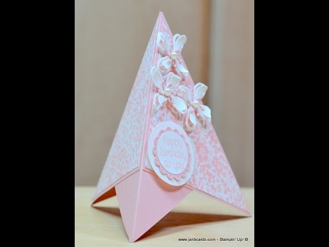 No.173 - TeePee Card - JanB UK Stampin' Up! Demonstrator Independent