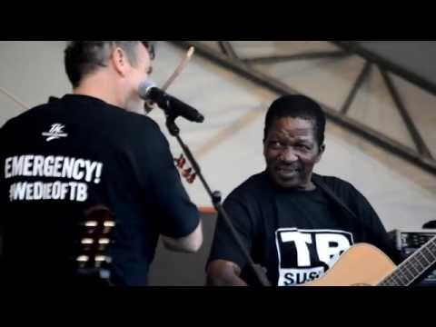 Johnny Clegg and Sipho Mchunu