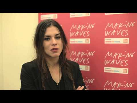 Making Waves: New Romanian Cinema 2014 - Interview with Ana Ularu