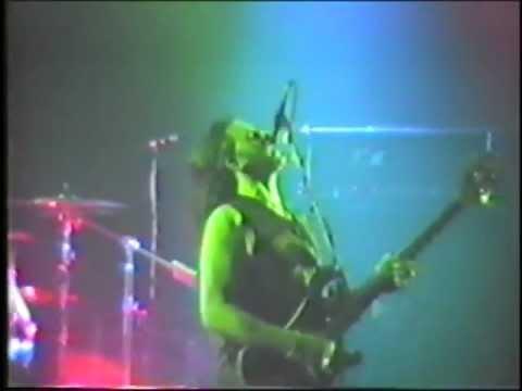 Motörhead - 07 - Deaf Forever - live in Detroit, 1986