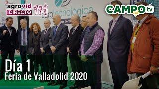 Agrovid en directo | Día 1 | Feria de Valladolid 2020
