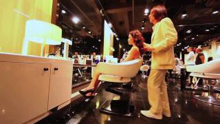 Edward Tricomi Does a Makeover at the Warren Tricomi Salon