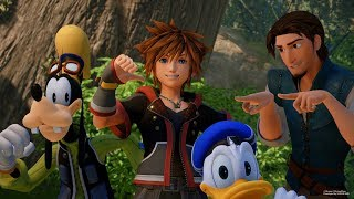 Kingdom Hearts 3 Review Discussion
