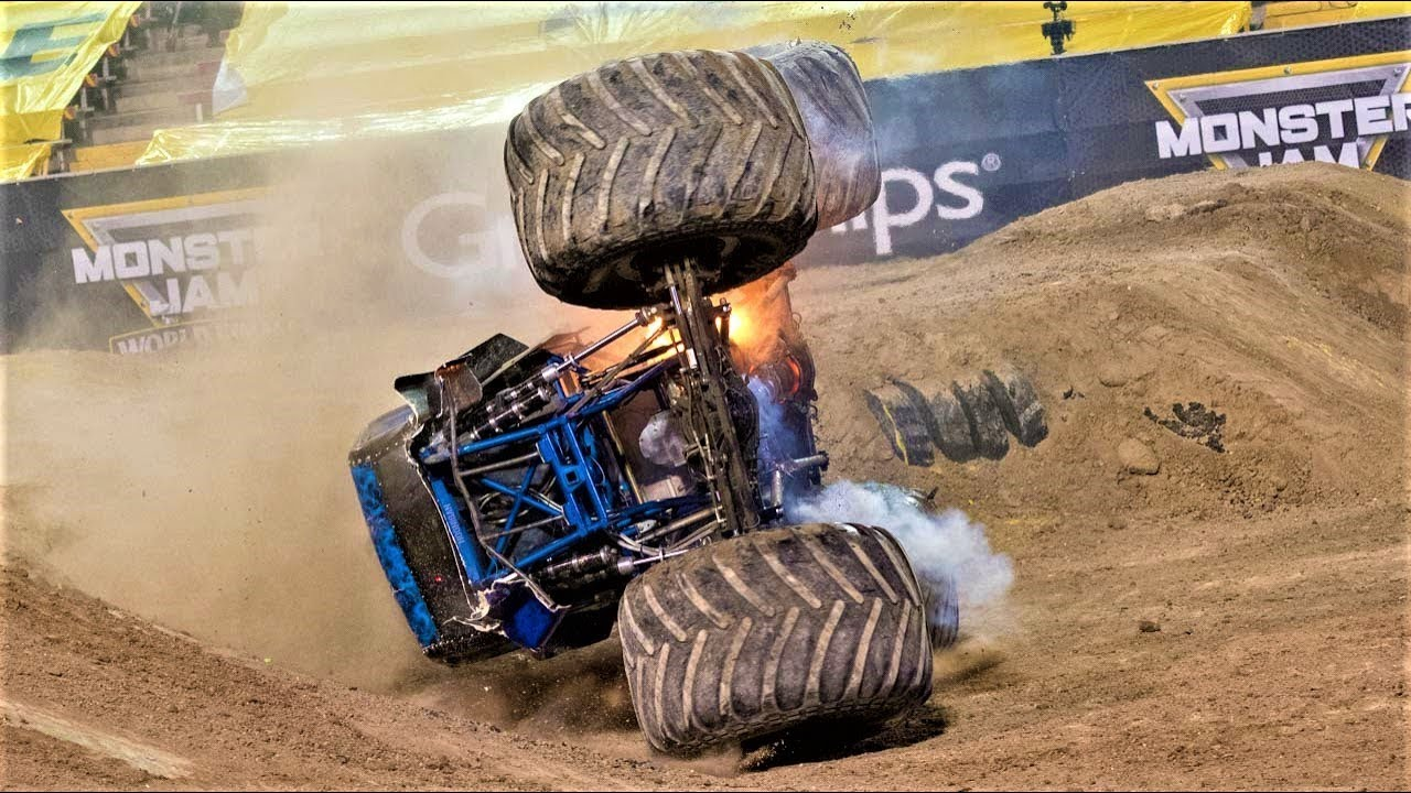 Download Monster Jam - Best Of 2018!!!