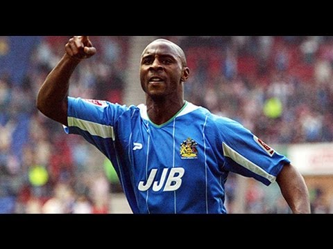A COLLECTION OF JASON ROBERTS' GOALS FOR WIGAN ATHLETIC